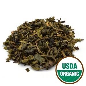 Moroccan Mint Green Tea Organic, Fair Trade (2 oz)