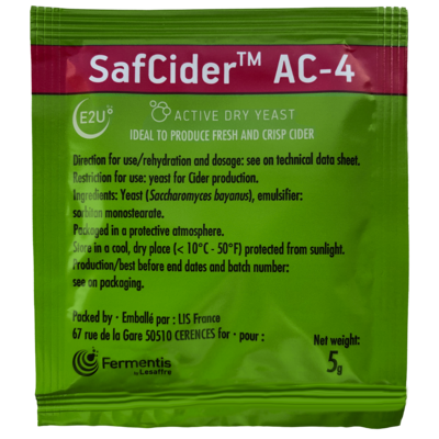 Safcider AC-4