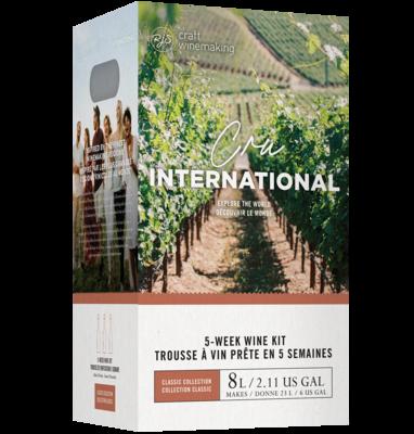 Cru International British Columbia Pinot Noir