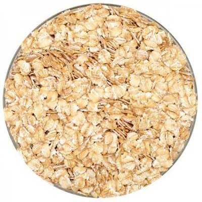 Flaked Wheat (.25 lb.)