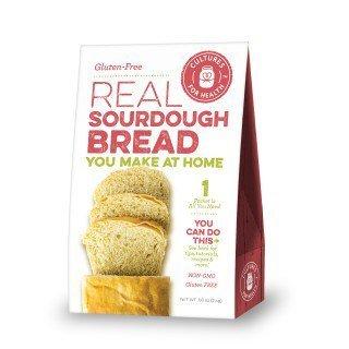 Gluten-Free Sourdough Starter Culture