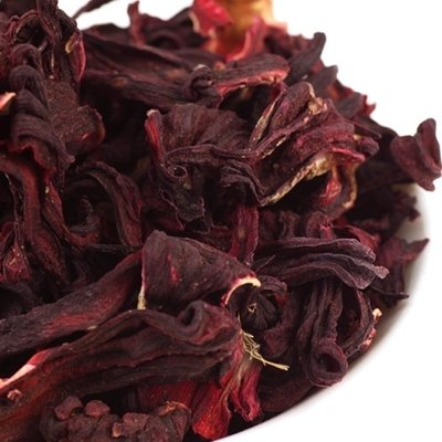Dried Organic Hibiscus (0.5 Oz.)