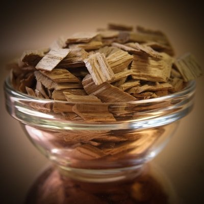 American Oak Chips Light Toast  (4 Oz.)