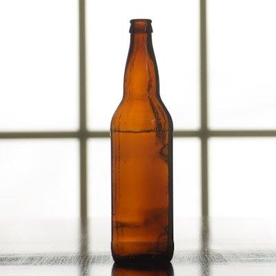 22 oz Beer Bottles (Case of 12)