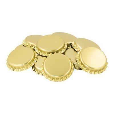 Gold Oxygen Absorbing Bottle Caps (144 count)