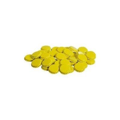 Yellow Oxygen Absorbing Bottle Caps (144 count)