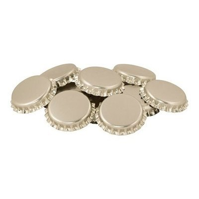 Silver Oxygen Absorbing Bottle Caps (144 count)
