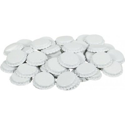 White Oxygen Absorbing Bottle Caps (144 count)