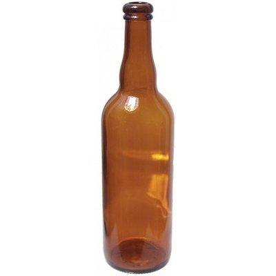 750 mL Brown Belgian Style Beer Bottles (Case of 12)