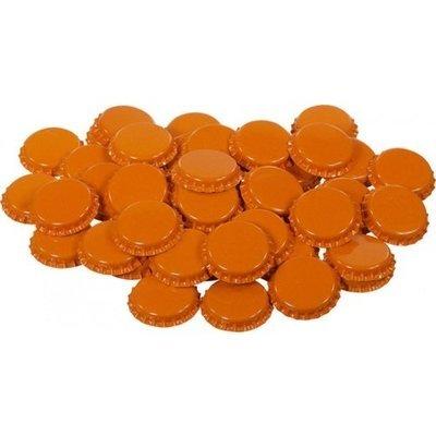 Orange Oxygen Absorbing Bottle Caps (144 count)