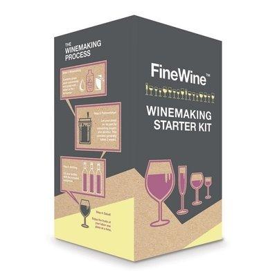 FineWine Deluxe Starter Kit w/ PET Carboy