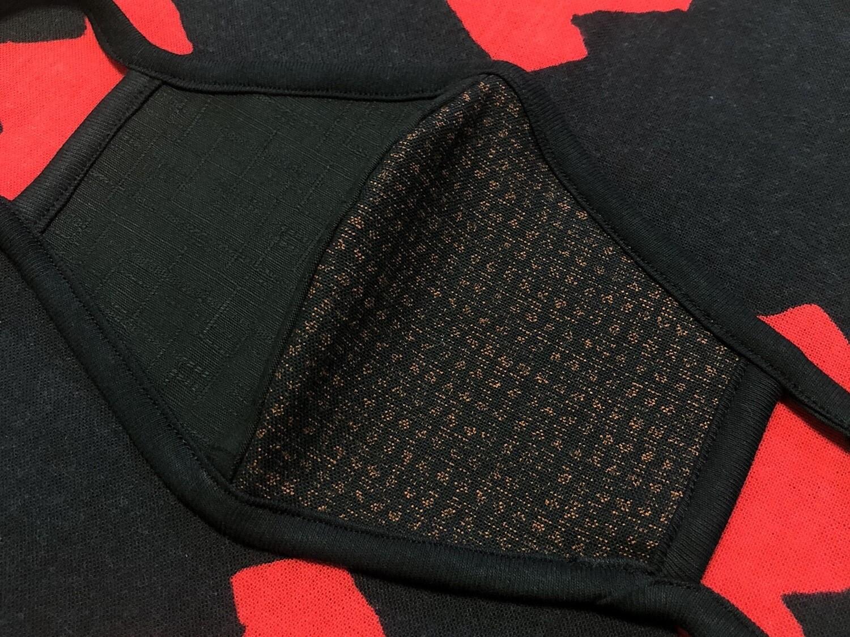 ◆忍者マスク(Black/tenten) NINJA MASK