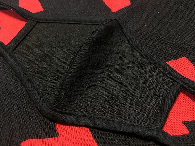 ◆忍者マスク(Black)定番柄 NINJA MASK