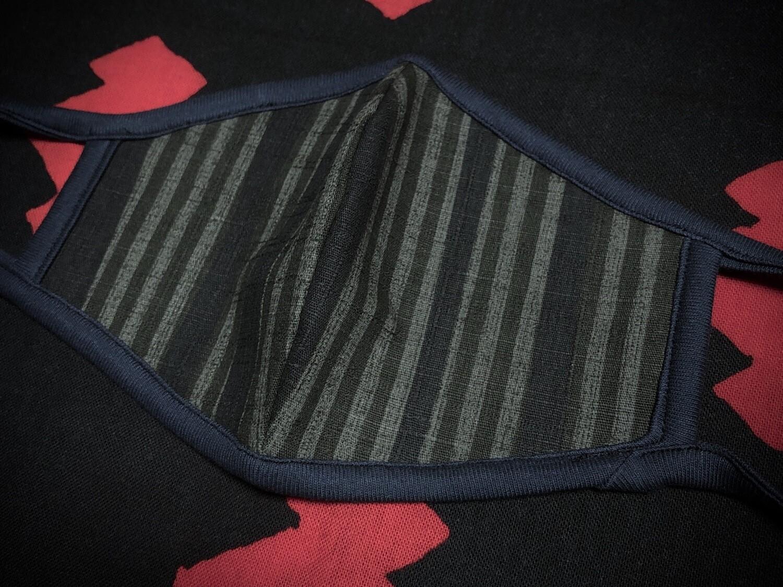 ◆忍者マスク(sibu-KON)定番柄 NINJA MASK