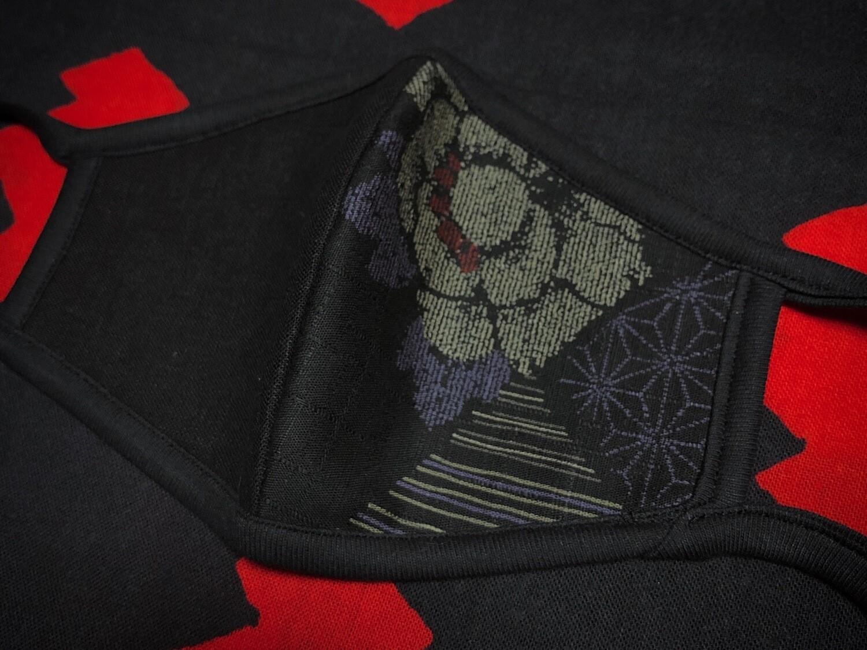 ◆忍者マスク(HANA-ASAmurasaki) NINJA MASK