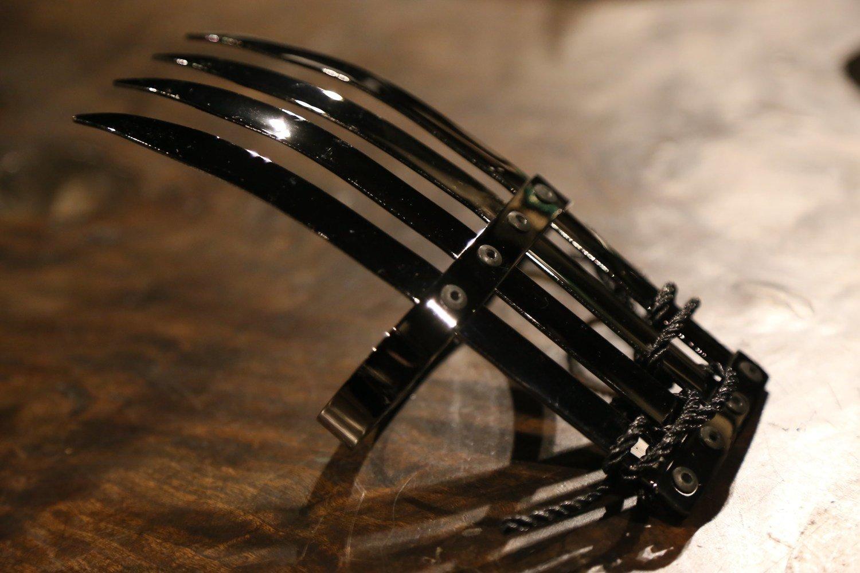 Ninja glove hook(Imitation):忍者手甲鉤