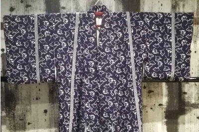 Kimono Komon in Silk :正絹小紋(002)
