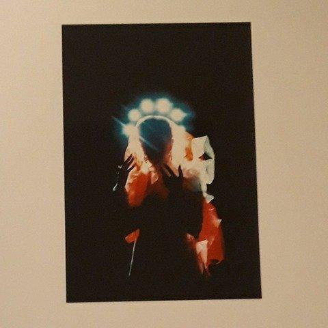 4x6 PRINT (Lust vinyl CD Artwork)