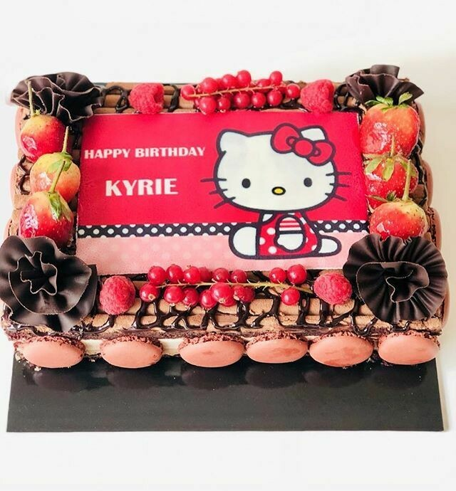 Picture Cake - Hello Kitty