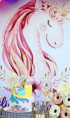 Mermaid Theme cake
