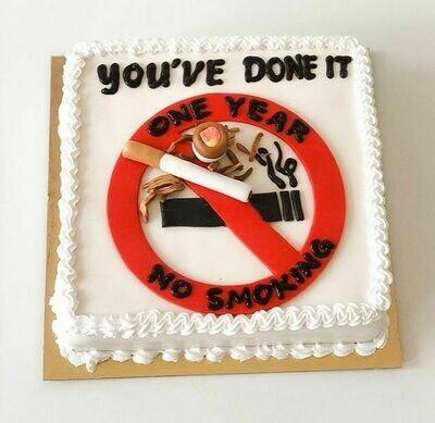 Unique Cake celebrating a milestone