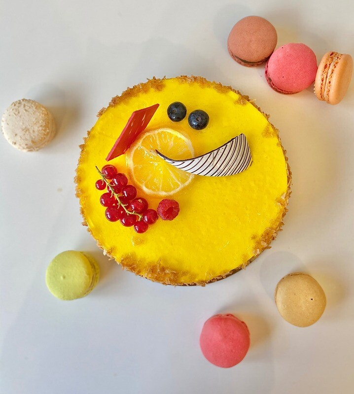 Lemon Cheesecake - PRE ORDER ONLY