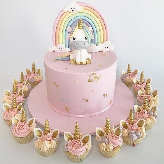 Unicorn Cake Customized