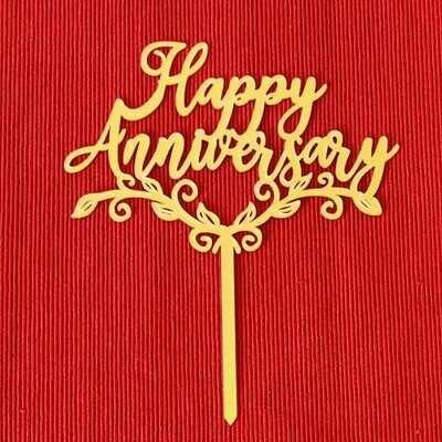 Happy Anniversary Golden