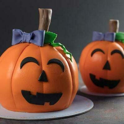 Halloween Special Spooky Cake