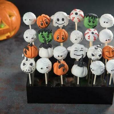 Halloween Special Cake Pops