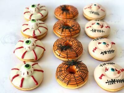 Halloween Special Donut set