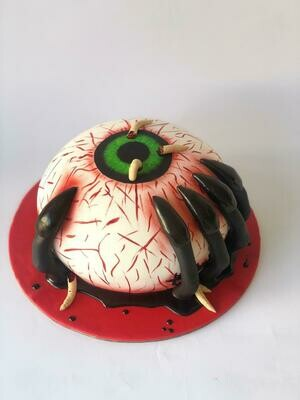 Halloween Special Eye Cake