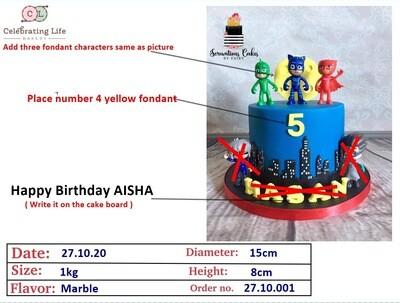 Special Request Cake