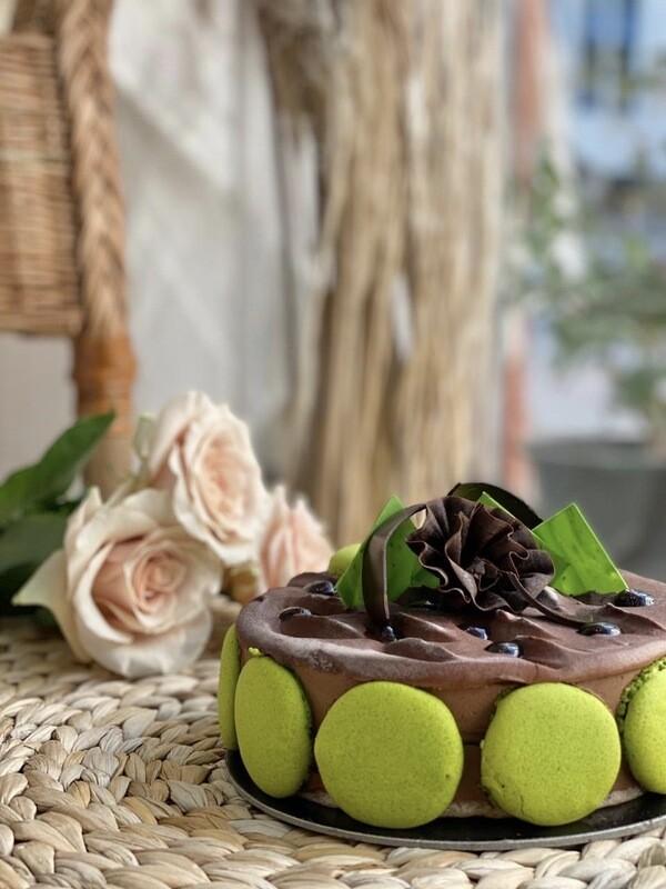 Chocolate Pistachio
