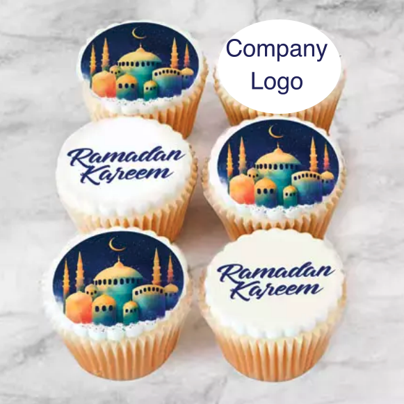 Ramadan Cupcakes