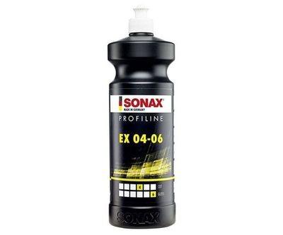 Полировальная паста Антиголограмная SONAX EX 04-06 (1л)