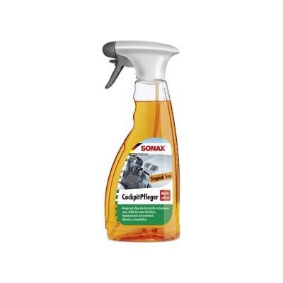 Очиститель-полироль для пластика с матовым эффектом SONAX (500мл) Тропический Бриз