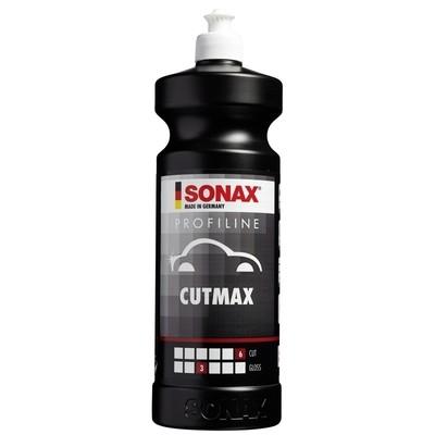 Полировальная паста Высокоабразивная SONAX CUTMAX 06-03 (1л)