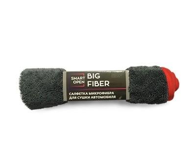 Микрофибровое полотенце для сушки авто Smart Open BIG FIBER (50х60см)