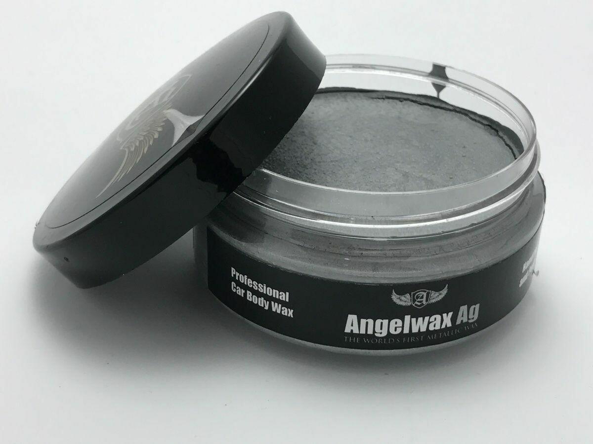 Твердый воск серебрянный ANGELWAX ANGELWAX AG (100мл) Профессиональный премиальный