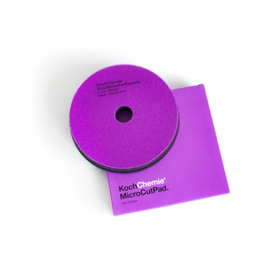 Полировальный круг Мягкий Koch Chemie MICRO CUT PAD (126мм) Фиолетовый
