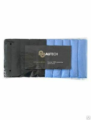 Салфетки из микрофибры AuTech Комплект (10 шт) 40х40см