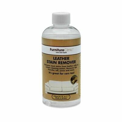 Средство для удаления пятен с кожи LeTech LEATHER STAIN REMOVER (250мл)