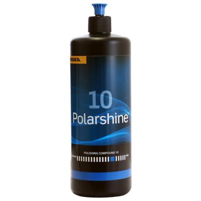 Полировальная паста Среднеабразивная одношаговая MIRKA 10 POLARSHINE (1л)