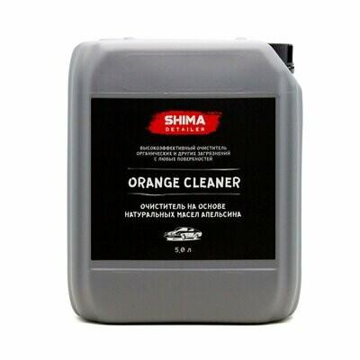 Универсальный очиститель на основе экстракта апельсина SHIMA DETAILER ORANGE CLEANER (5л)