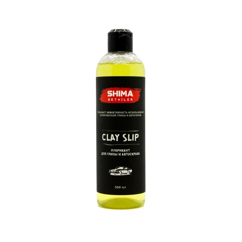 Лубрикант для глины и автоскраба SHIMA DETAILER CLAY SLIP (500мл)