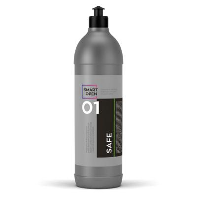 Бесконтактный автошампунь с защитой хрома и алюминия Smart Open 01 SAFE (1л)