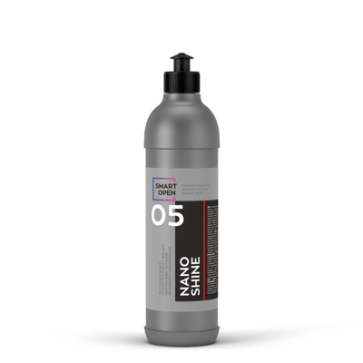 Жидкий воск Нано-консервант с глубоким блеском Smart Open 05 NANO SHINE (500мл)