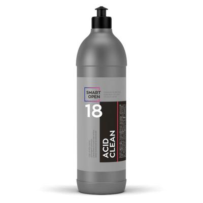 Очиститель дисков Сильнокислотный Smart Open 18 ACID CLEAN (1л)