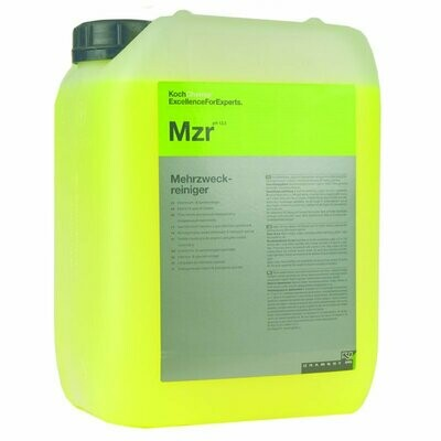 Средство для химчистки салона Koch Chemie Mzr MEHRZWECKREINIGER (11л)